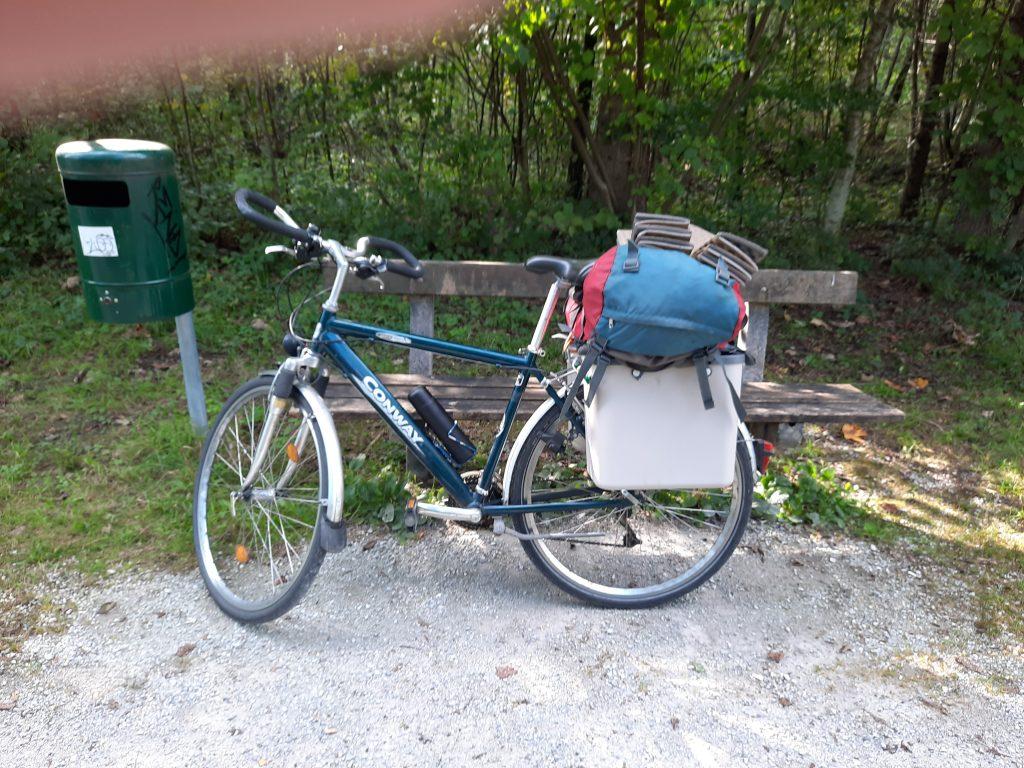 01 Mein neues Rad vom Sperrmüll