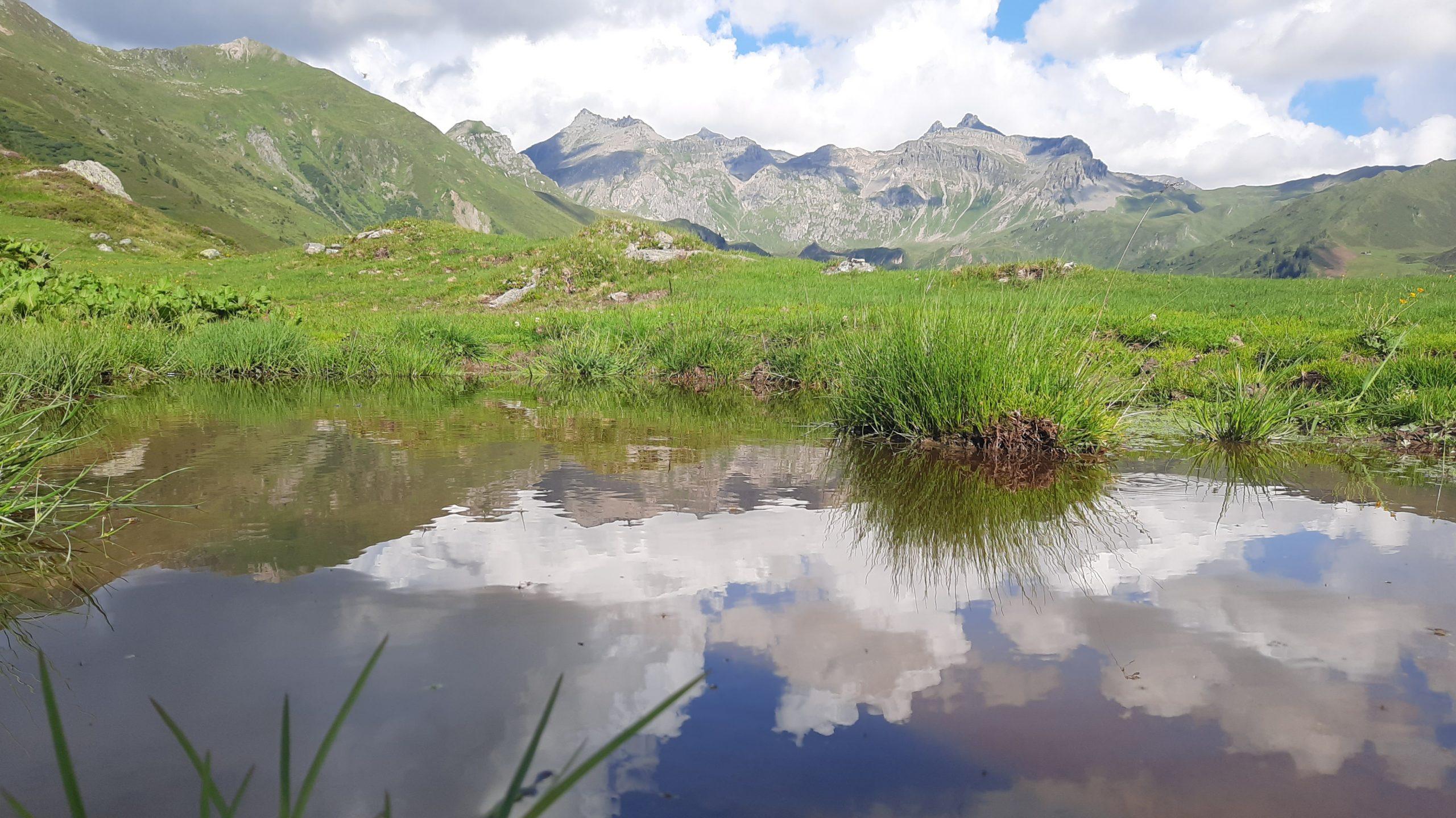 02 – Der zweite Teil meiner Alpen Weitwanderung.